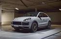 Porsche Cayenne Coupe GTS 2021 mới lộ diện trước giờ G