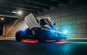 Siêu xe McLaren 720S đầu tiên ra đời bằng công nghệ in 3D