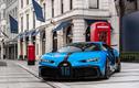 Siêu phẩm Bugatti Chiron Pur Sport đã có mặt tại London
