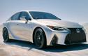 Ra mắt Lexus IS 2021 mới cạnh tranh BMW 3 Series