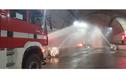 Xử lý tình huống cháy xe trong hầm Đèo Cả trong vòng 15 phút
