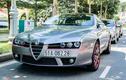 Alfa Romeo Brera hàng hiếm hơn 10 năm tuổi tại Việt Nam