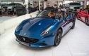 """Ngắm siêu xe Ferrari California T """"hàng hiếm"""" tại Việt Nam"""