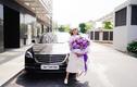 Hot girl Sam tậu xe sang Mercedes-Benz S450L mới gần 5 tỷ