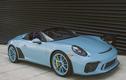 """Siêu xe Porsche 911 Speedster """"hàng hiếm"""" phối màu lạ mắt"""