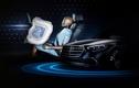 Mercedes S-Class 2021, chiếc xe đầu tiên có túi khí ghế sau