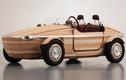 """Toyota Setsuna, xe concept """"hàng độc"""" làm bằng gỗ, chạy điện"""
