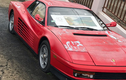 """Siêu xe Ferrari Testarossa bị """"bỏ xó"""", dầm mưa suốt 17 năm"""