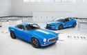"""Xe cổ Volvo P1800 Cyan sau """"hồi sinh"""", bán 11,5 tỷ đồng"""