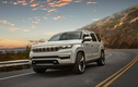 Jeep Grand Wagoneer 2021, SUV hạng sang 7 chỗ sắp ra mắt