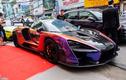 Chi tiết siêu xe McLaren Senna triệu đô tại Sài Gòn