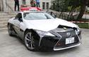 "Ngắm xe cảnh sát Lexus LC 500 ""sang chảnh"" tại Nhật Bản"