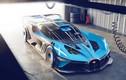 Siêu xe Bugatti Bolide mạnh 1.850 mã lực, chỉ 1.240 kg