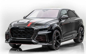 """""""Quái vật"""" Audi RS Q8 Mansory hầm hố, mạnh hơn cả siêu xe"""