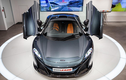 McLaren 650S Le Mans giới hạn 50 chiếc có mặt tại Hồng Kông