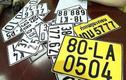 Những điểm mới về đăng ký ôtô, xe máy người dân cần lưu ý