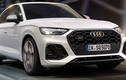 Audi SQ5 2021 mới cải tiến mạnh, chỉ với động cơ dầu