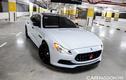 Maserati Quattroporte GranLusso hơn 8 tỷ độ sang chảnh ở Sài Gòn