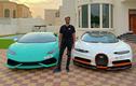 """""""Dân chơi"""" chi 16,2 tỷ đồng mua biển số cho Bugatti Chiron Sport"""