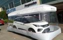 Chống đại dịch Covid-19, Tata bọc ôtô trong bong bóng giao khách