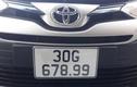 """Toyota Vios trúng biển """"678.99"""" ở Hà Nội, bán hơn 800 triệu đồng"""