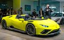 """Ngắm siêu xe Lamborghini Huracan Evo """"Aperta"""" 840 mã lực, độc nhất"""