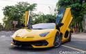Cận cảnh Lamborghini Aventador SVJ hơn 50 tỷ ở Sài Gòn
