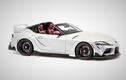 Toyota GR Supra mui trần 2021 mới chính thức ra mắt