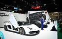 Lamborghini Aventador SVJ mui trần hơn 37 tỷ đồng tại Thái Lan