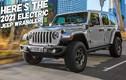 Jeep Wrangler hybrid cắm sạc khởi điểm gần 50.000 USD