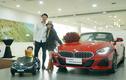 Vợ chồng ca nương Kiều Anh tậu BMW Z4 2020 hơn 3 tỷ đồng