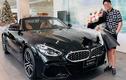 Bạn trai Hoa hậu Hương Giang - Matt Liu tậu BMW Z4 hơn 3,3 tỷ