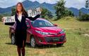 """Xe bình dân Toyota Vios trúng biển """"ngũ quý 7"""" tại Hà Nội"""