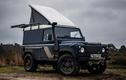 """Land Rover Defender cổ điển """"biến hình"""" xe cắm trại tiện ích"""