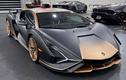 Siêu phẩm Lamborghini Sian đầu tiên đến Mexico gây choáng