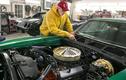 Chủ nhân may mắn đoàn tụ với Chevrolet Camaro 1969 sau 17 năm