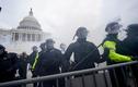 Điện Capitol tê liệt vì người ủng hộ ông Trump