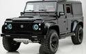 Land Rover Defender mạnh mẽ và đầy sức hút nhờ Ares Designs