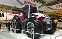 Steyr Konzept - máy cày tương lai dùng động cơ hybrid