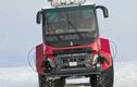 """Sleipnir - xe buýt 8 bánh khổng lồ chuyên """"cưỡi"""" băng ở Iceland"""