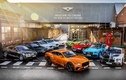 Xe siêu sang Bentley Continental GT đạt cột mốc 80.000 chiếc