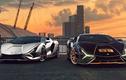 """Chi tiết bộ đôi """"siêu bò hybrid"""" Lamborghini Sian phiên bản giới hạn"""