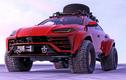 Siêu SUV Lamborghini Urus độ off-road sẽ như thế nào?