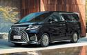 MPV hạng sang, tiền tỷ Lexus LM chính hãng sắp đến tay khách Việt?