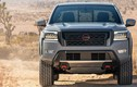 Nissan Frontier 2022, bán tải cơ bắp Nhật đấu Ford Ranger tại Mỹ