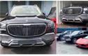"""""""Đập thùng"""" siêu sang Mercedes-Maybach GLS hơn 16 tỷ tại Đà Nẵng"""