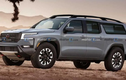 """Nissan Xterra sẽ hồi sinh phong cách địa hình, """"đấu"""" Ford Bronco"""