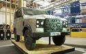 Chiếc xe Land Rover Defender này đủ cho 2.000 người ăn no nê