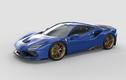 "Siêu xe Ferrari F8 Tributo ""khoác áo"" bodykit in 3D giá 46.640 USD"
