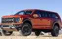 Siêu SUV Ford F-150 Raptor tuyệt đẹp và đầy sức mạnh